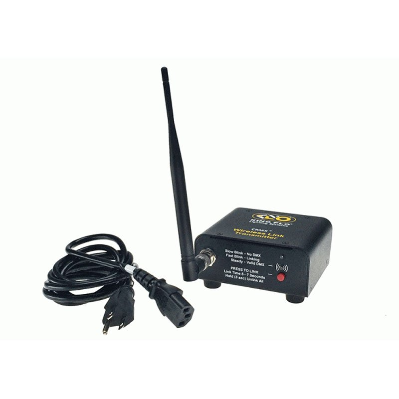 Dmx Kinolumen Radio Transmitter Prolight Direct Prolight Direct